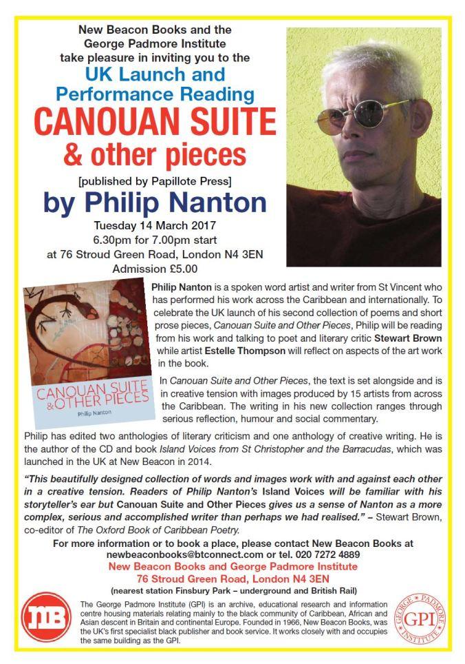 Launch Canouan suite flyer